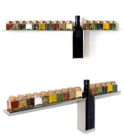 1-Line Spice Rack from Design 2 Share