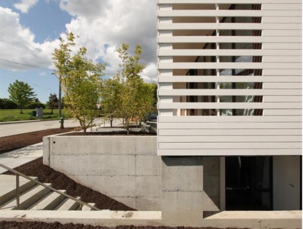 Colman Triplex, Daring Contemporary Architecture in Seattle
